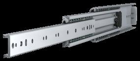 Sliding Systems - Heavy duty drawer slides, telescopic